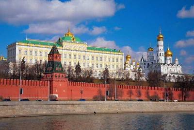 Kremlin Fortress, Visit Moscow