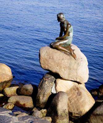 Little Mermaid, Visit Copenhagen