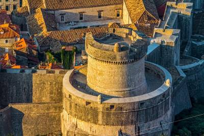 Minceta Tower, Dubrovnik Old Walled City
