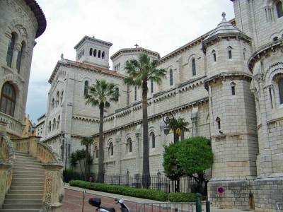 Cathedral of Monaco, Monte Carlo Day Trip