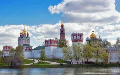 Novodevichy Convent, Visit Moscow
