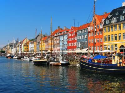 Nyhavn Harbor, Visit Copenhagen