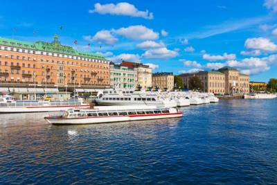 Old Town Gamla Stan Canals, Visit Stockholm