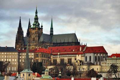 Prague Castle, St Vita Cathedral