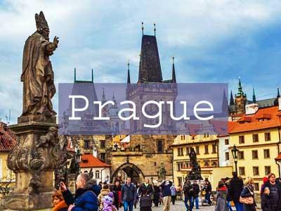 Prague Title Page