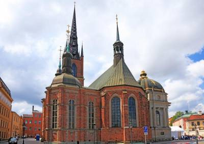 Riddarholmen Church, Stockholm, Sweden