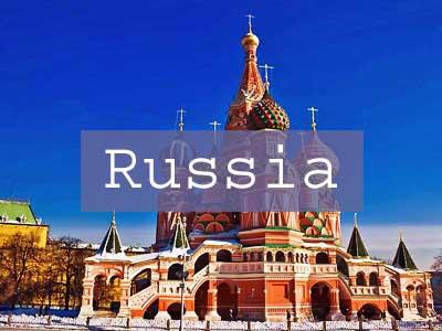 Visit Russia