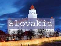 Slovakia Title Page