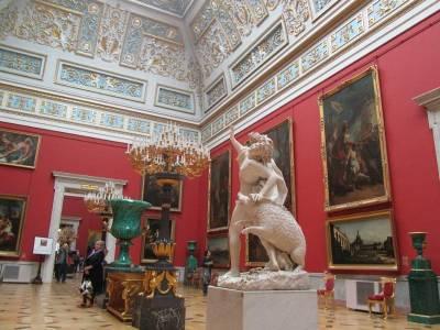 State Hermitage Museum, St Petersburg
