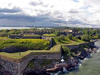 Suomenlinna Island, Sveaborg Fortress, Visit Helsinki