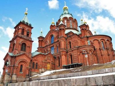 Uspenski Cathedral, Visit Helsinki