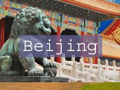 Visit Beijing