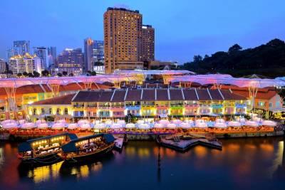 Clarke Quay, Visit Singapore