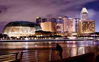 Esplanade Theatres, Visit Singapore