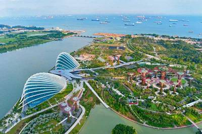 Gardens by the Bay, Visit Singapore