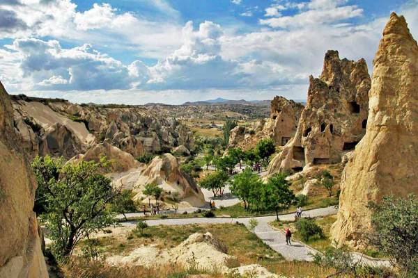 Goreme Open Air Museum, Cappadocia, Touring Turkey