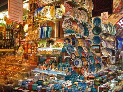 Grand Bazaar, Istanbul Shore Excursion