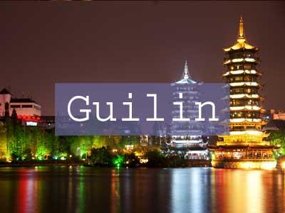 Visit Guilin
