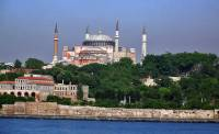 Hagia Sophia, Istanbul from the Bosphorus