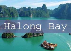 Halong Bay Title Page