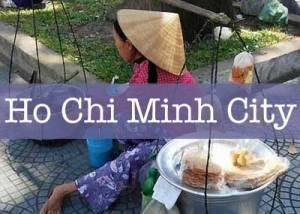 Ho Chi Minh City Title Page