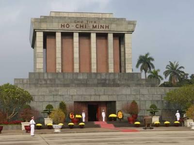 Ho Chi Minh Museum, Visit Hanoi