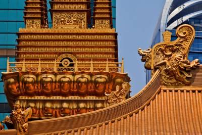 Jing'an Temple, Visit Shanghai