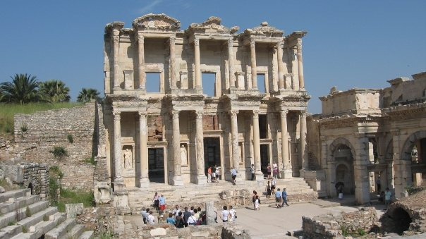 Library of Celsus, Ephesus Shore Excursion