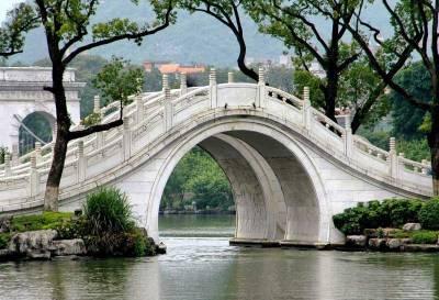 Marble-bridge, Visit Guilin