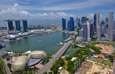 Marina Bay, Visit Singapore
