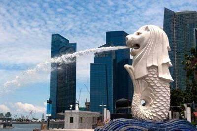 Merlion Park, Visit Singapore