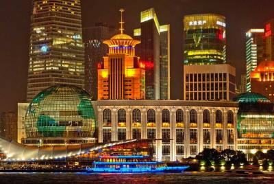 Pudong Financial District, Visit Shanghai