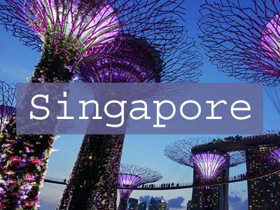 Singapore Title Page