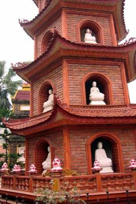 Tran Quoc Pagoda, Visit Hanoi