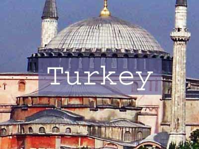 Turkey Title Page