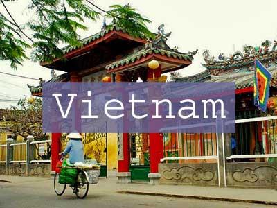 Vietnam Title Page