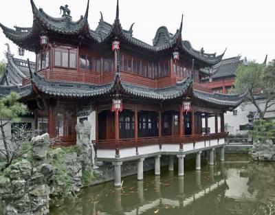 Yu Garden, Yuyuan, Visit Shanghai