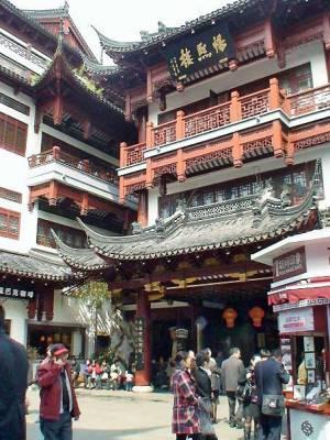 Yuyuan Bazaar, Visit Shanghai