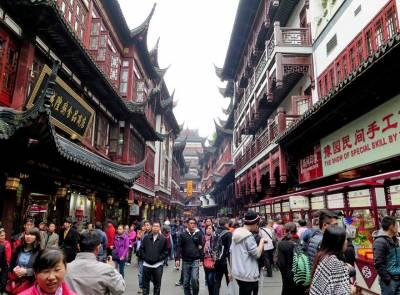 Yuyuan Pedestrian Bazaar, Visit Shanghai