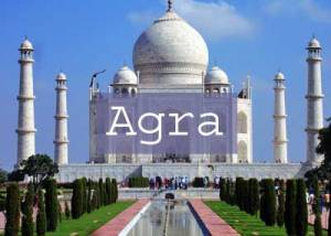 Agra Title Page