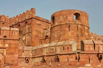 Amar Singh Gate, Agra Fort, Visit Agra
