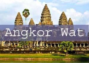 Angkor Wat Title Page