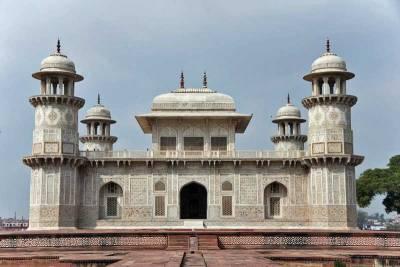 Baby Taj, Visit Agra