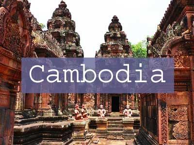 Cambodia Title Page