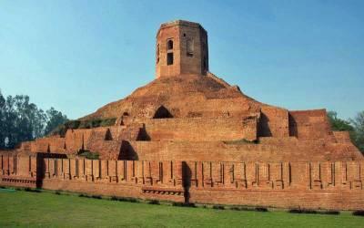 Chaukhahdi Stupa, Sarnath