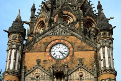 Chhatrapati Shivaji Terminus Train Station, Visit Mumbai