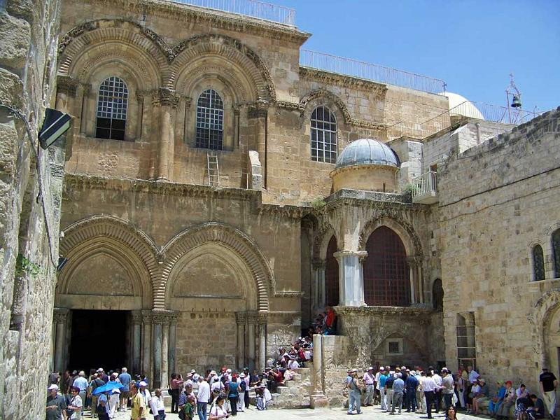 Church of the Holy Sepulchre, Visit Jerusalem