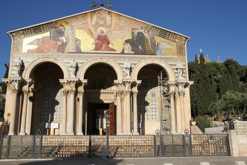 Church of all Nations, Visit Jerusalem