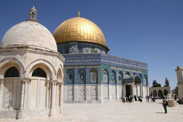 Dome of the Rock, Visit Jerusalem