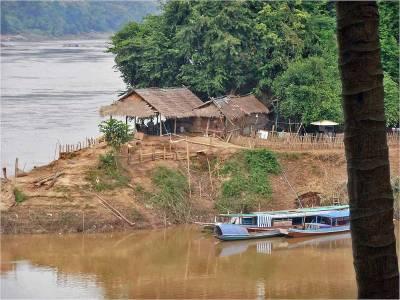 Flood Terraces, Visit Luang Prabang